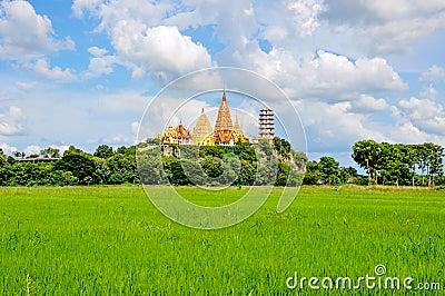 Scenery of Pagoda