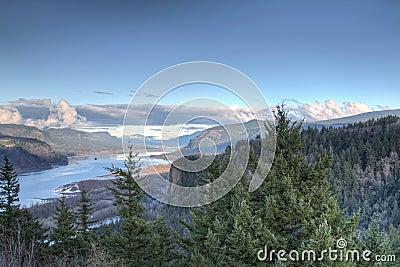 Scenic Columbia Gorge