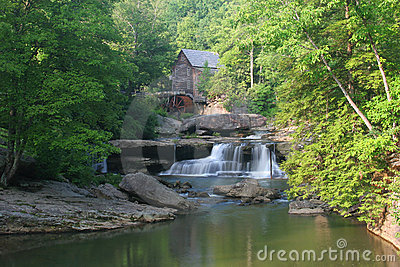 Scenic Grist Mill