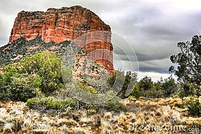Scenic HDR Sedona, Arizona
