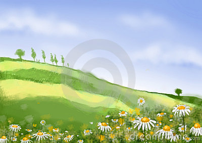 Scenic illustration 03