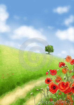 Scenic illustration 11