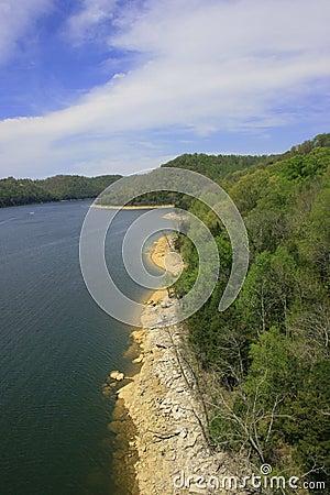 Scenic lake 3