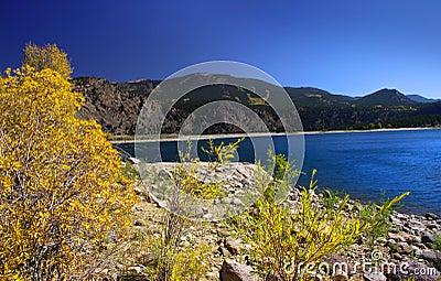 Scenic landscape of Colorado