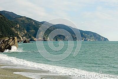 Scenic Mediterranean Coastline