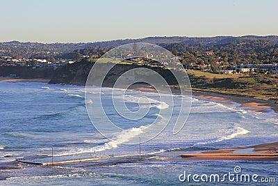 Mona Vale beach Australia