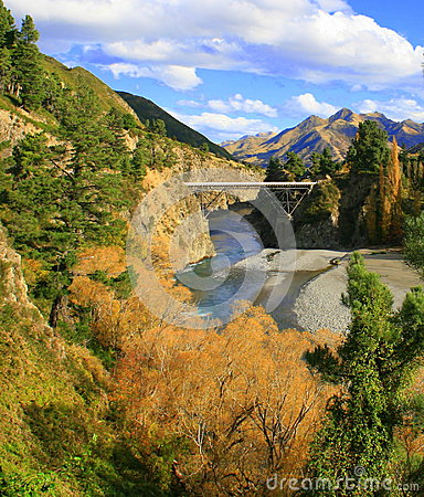 Free Scenic New Zealand Stock Image - 26434151
