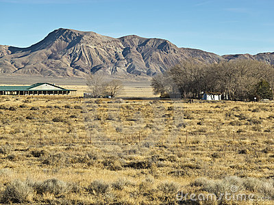 Scenic ranch in Northern Nevada