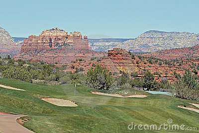 Scenic Sedona Golf Course