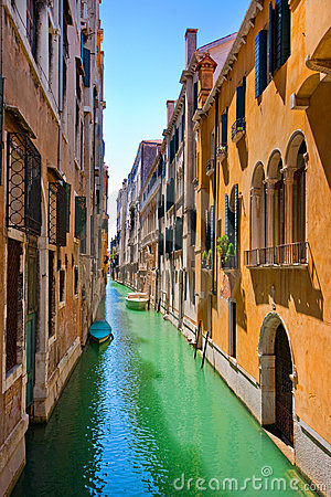 Free Scenic Venice Royalty Free Stock Images - 22999229