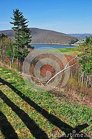 Scenic View in Pennsylvania
