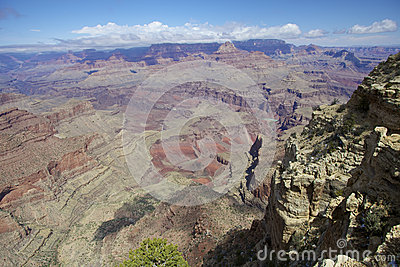 Scenic Vista of Grand Canyon