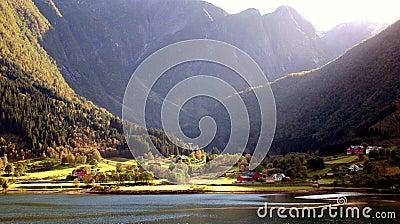 Sceniczny Fjord
