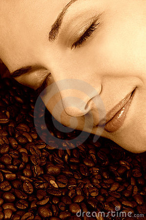 Free Scent Of A Coffee Stock Photo - 2664870