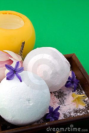 Scented Powders For Bath