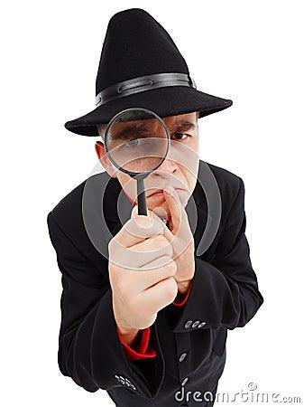 Sceptical detective