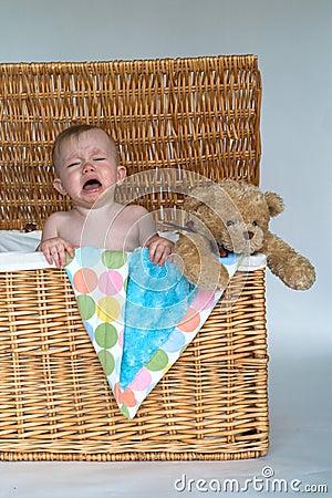 Schätzchen und Teddybär