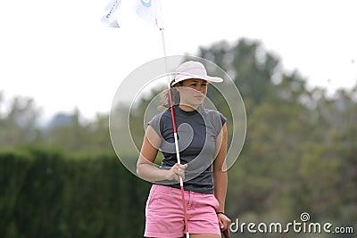 Scheaffer, Ladies European Tour, Castelllon, 2006 Editorial Stock Image