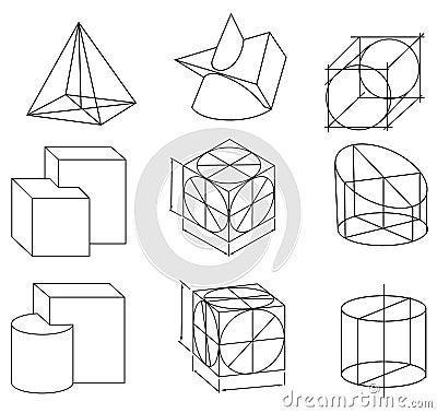 Scheme of geometrical objects