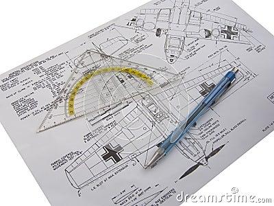 Scheme of plane