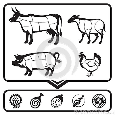 Scherp vlees