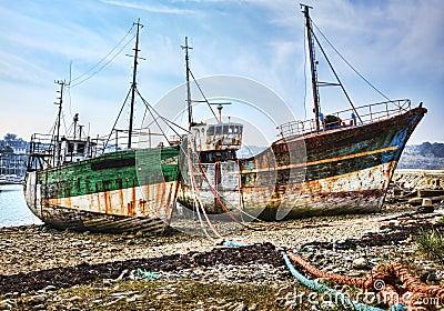Schiffbrüche