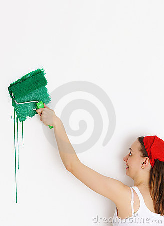 Schilderende muren