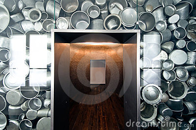 Schindlers factory in Krakow,Poland Editorial Stock Photo