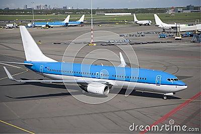 Schiphol Airport 3