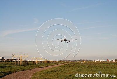 Schiphol Airport Runway