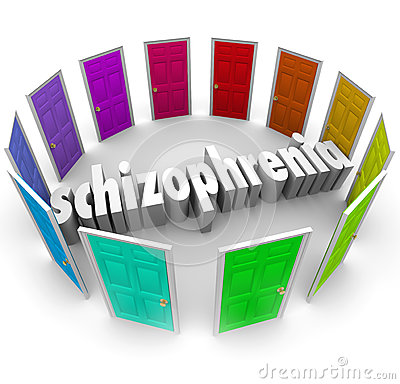 Schizophrenia Many Doors Multiple Personality Disorder
