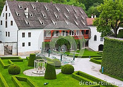Schloss Ambras near Innsbruck,Austria