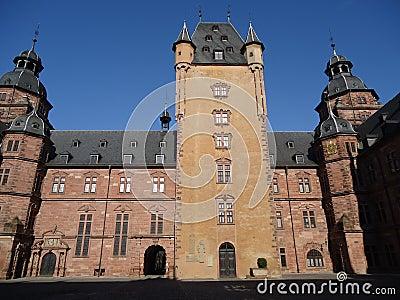 Schloss Johannisburg 3