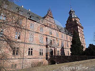 Schloss Johannisburg 5