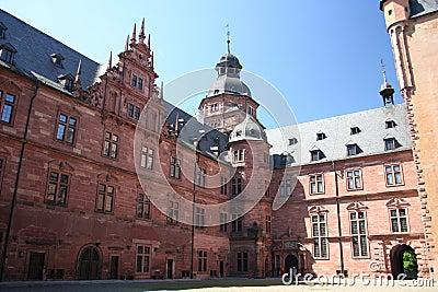 Schloss Johannisburg, Germany