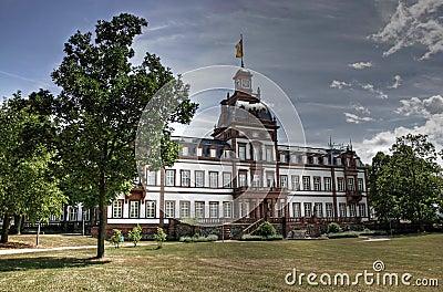 Schloss Philippsruhe in HDR