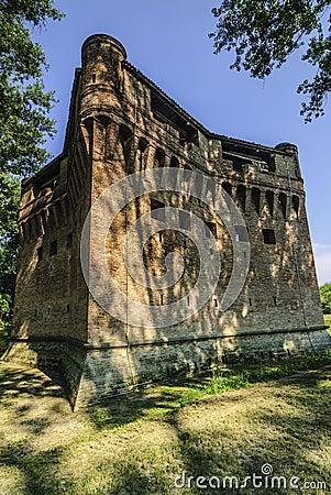 Schloss von Stellata