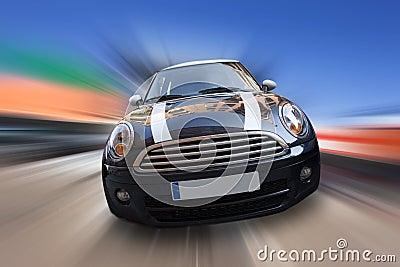 Schnelles Auto