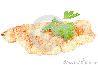 Schnitzel de poulet
