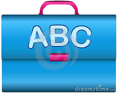 Scholar briefcase