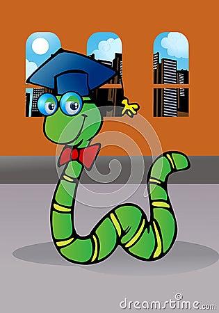 Scholar caterpillar
