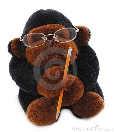 Scholarly Gorilla