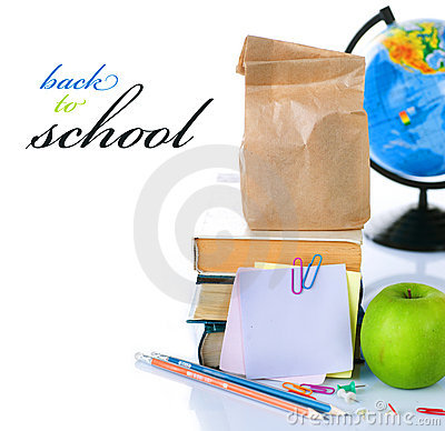 Free School Accessories Stock Photo - 15386350