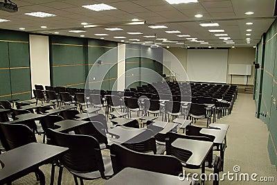 School auditorium