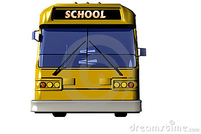 School autobus.