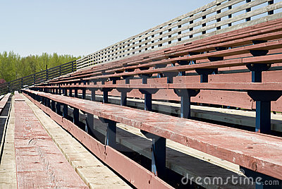 School Bleachers