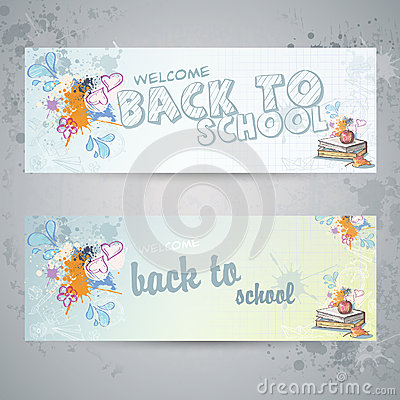 Free School Books And Apple Stock Photography - 43624632
