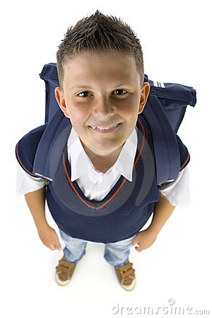 Free School Boy Stock Images - 2952464