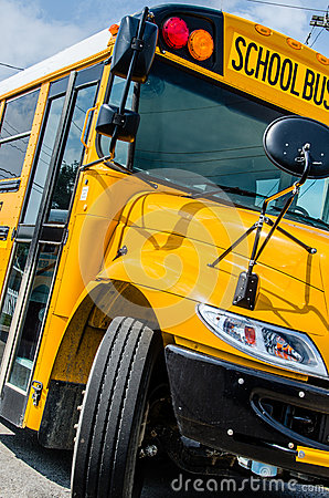 Free School Bus Royalty Free Stock Photos - 43374258