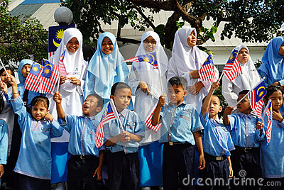 School Children Editorial Photography